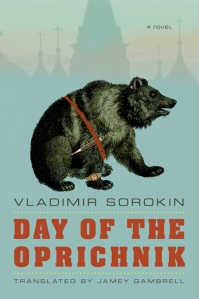 Day of the Oprichnik cover