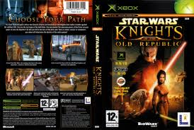 knights of the old republic xbox cover