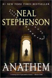 Anathem cover