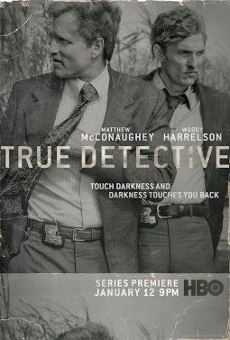 true detective poster art