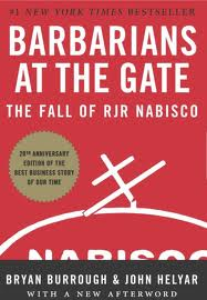 Barbarians at the Gate cover