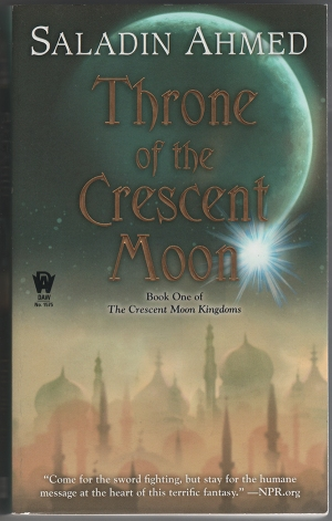 Throne of the Crescent Moon cover